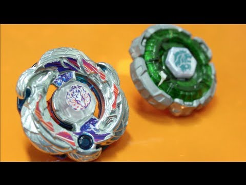 bbg - Beyblade Samurai Pegasis W105R²F VS Fang Leone 130W²D Here's a sick video between two awesome beys! Practically every round in this battle was EPIC....what d...