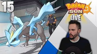 Pokémon Sun LIVE Randomizer Nuzlocke Part 15 by Ace Trainer Liam