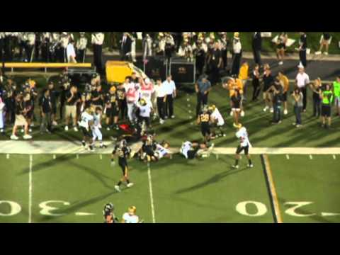 Jon Major vs Missouri 2010 video.