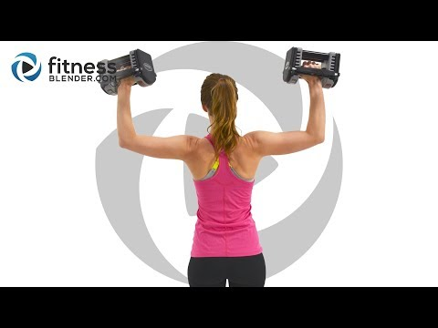 Smart Upper Body Workout For Toning, Functional Strength And Coordination