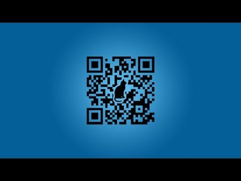 how to convert qr code to vector