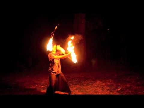 Master Ong Fire Poi