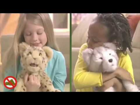 WowWee Alive Cubs 2009 Commercial
