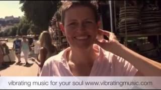 Der vibrating music Effekt