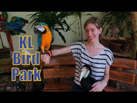 Kuala Lumpur Bird Park Aviary