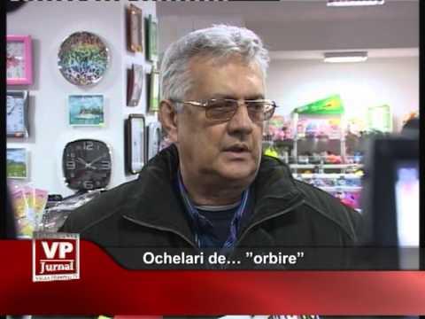 """Ochelari de… """"orbire"""""""