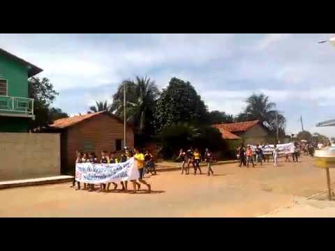 Greve dos Professores em Goianorte