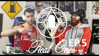 Real Ones Podcast EP.5: Dreams, Extinction, Weed Laws, Deaf vs. Blind by The Cannabis Connoisseur Connection 420