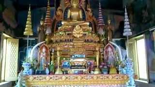 タイの寺院ワットタイプラチャオヤイオントゥ