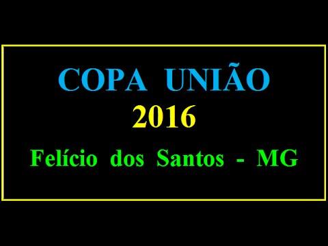 COPA  UNIÃO - 2008   =  FELÍCIO  DOS   SANTOS -MG