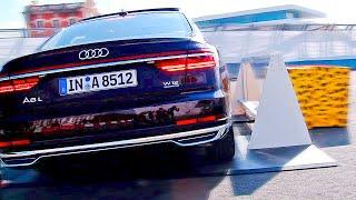 Nowe Audi A8 – najbardziej zaawansowany technologicznie samochód na rynku?