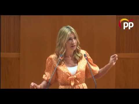 Vaquero pide agilizar la aplicación de las medidas del Pacto de Estado contra la Violencia de Género