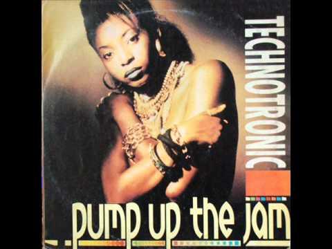 Technotronic - Pump Up The Jam (HQ)