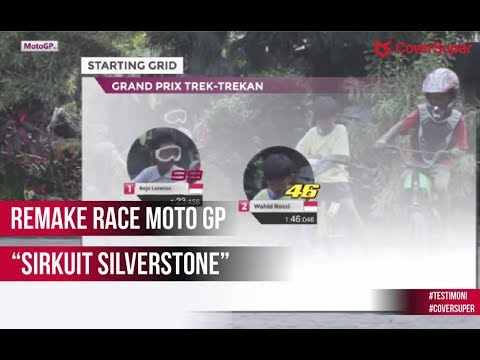 Download Video Kids Racing Like MotoGP - Most Funny Commercial From Indonesia (Parody)