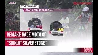 Video Kids Racing Like MotoGP - Most Funny Commercial from Indonesia (Parody) MP3, 3GP, MP4, WEBM, AVI, FLV Juni 2018