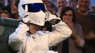 The Stig Revealed: Behind the Scenes