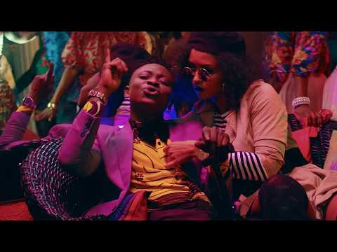 Airboy Ft. Burna Boy - Ayepo RMX (Official Video)