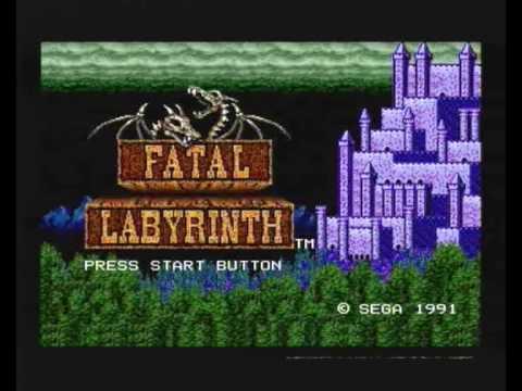 fatal labyrinth genesis rom download