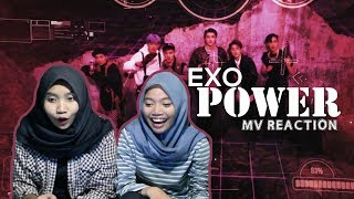 Video EXO - POWER [MV REACTION INDONESIA] || KEREN!! BERASA KAYA LAGI NONTON FILM WKWK MP3, 3GP, MP4, WEBM, AVI, FLV Agustus 2018