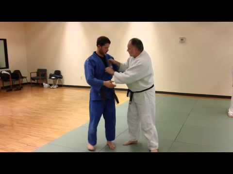 Hip Block and Cut-Away Defense