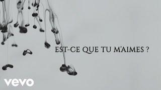 Maître Gims - Est-ce que tu m'aimes ? (audio + paroles) - YouTube