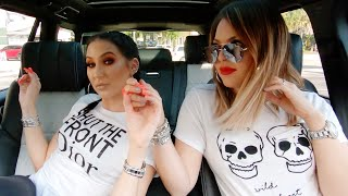 Get Ready With Me In The Car Ft. My BFF