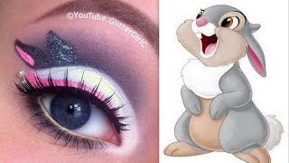 Thumper Makeup Tutorial - YouTube