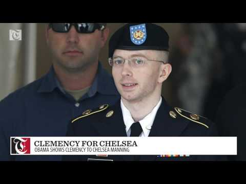 U.S. President Barack Obama has commuted the prison sentence of Chelsea Manning.