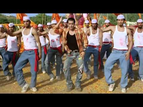 Mera Hi Jalwa - Wanted (2009) -HD- 1080p -BluRay- Music Vide