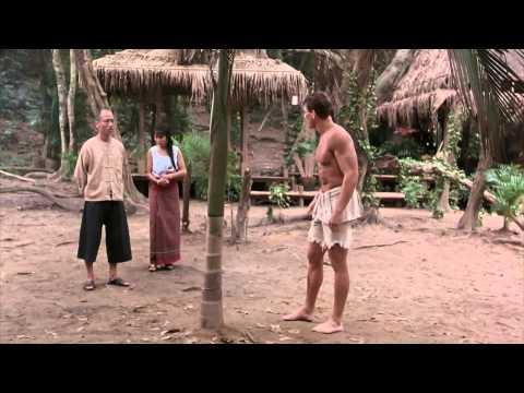 Фрагмент из фильма Кикбоксёр \\ Kikboxer (Пальма) (видео)