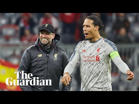 'I Could Write A Book About Van Dijk's Skills' Jürgen Klopp Says After 3-1 Win Over Bayern