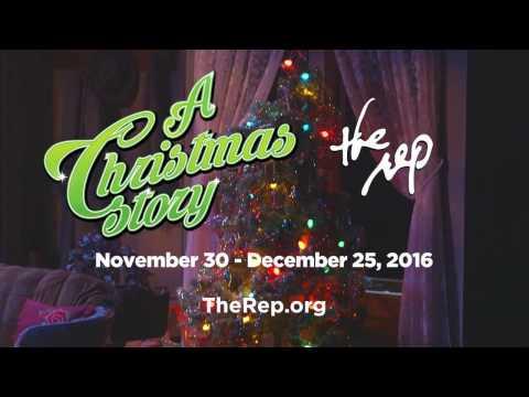 Arkansas Repertory Theatre Presents A CHRISTMAS STORY