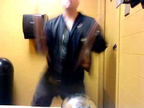 Bathroom Boogie #4 2013! (видео)