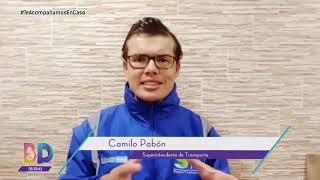 Acoltés participa en el programa Bien Dateado de Canal Institucional