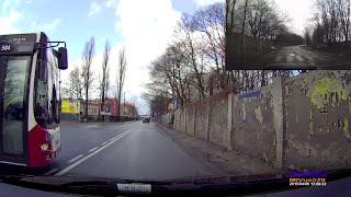Kobieta za kierownicą autobusu i tragedia murowana…
