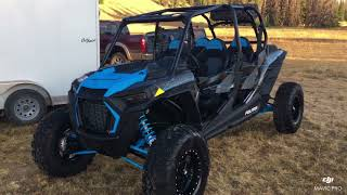 7. 2019 RZR TURBO XP4