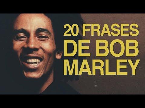 Poemas cortos - 20 Frases de Bob Marley y su filosofía de vida