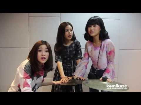 www.ilovekamikaze.com - ใครที่ดูคลิปนี้จะรู้ว่าสามสาว FayeFangKaew ฮาระเบิดระเบ้อแค่ไหน...