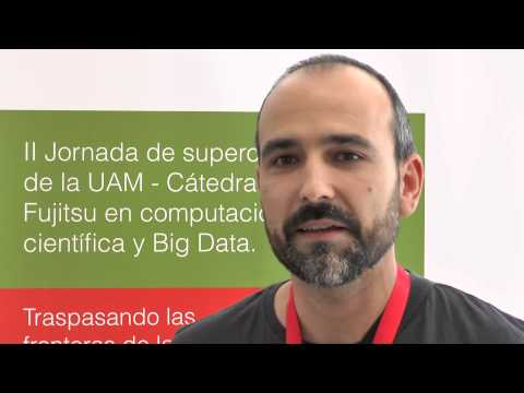 Video II Jornada de supercomputacion de la UAM