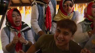 Video RAFFI BILLY & FRIENDS - Senangnya Geng Ibu-Ibu Disuapin Raffi Ahmad (14/10/18) Part 4 MP3, 3GP, MP4, WEBM, AVI, FLV Desember 2018