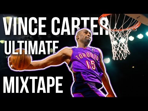 VINCE CARTERS INSANE TORONTO RAPTORS MIXTAPE