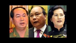 Tại sao Nguyễn Xuân Phúc được ít phiếu nhất trong 'tam trụ' ?