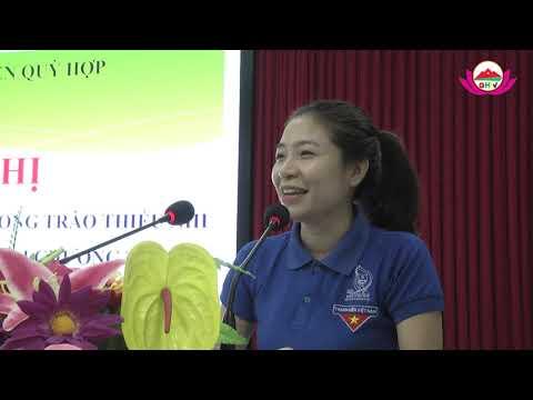 Tổng kết công tác Đội và phong trào thiếu nhi năm học 2019-2020