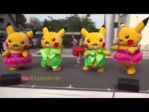 Video Lagu Anak Cari Pokemon Go Senam BONEKA BADUT Goyang Pokemon Lucu download in MP3, 3GP, MP4, WEBM, AVI, FLV January 2017