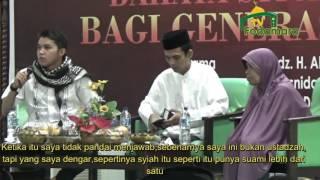 Video [mengejutkan] Jamaah bertanya Syi'ah - Ustadz Abdul Somad Lc.MA MP3, 3GP, MP4, WEBM, AVI, FLV September 2018