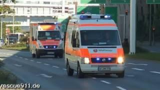 Video 12x Einsatzfahrzeuge Rettungsdienst/SEG MP3, 3GP, MP4, WEBM, AVI, FLV Juni 2017