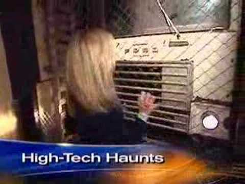 High-Tech Haunted Houses