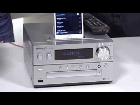 Get Your Hi-Fi On With the Panasonic PMX9