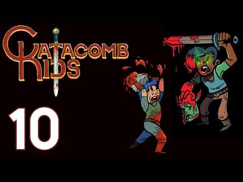 Catacomb Kids (PC) - Episode 10 [Boss Battle]