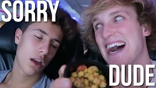 I'M A SAVAGE ON THE PLANE! (feat. Juanpa Zurita)